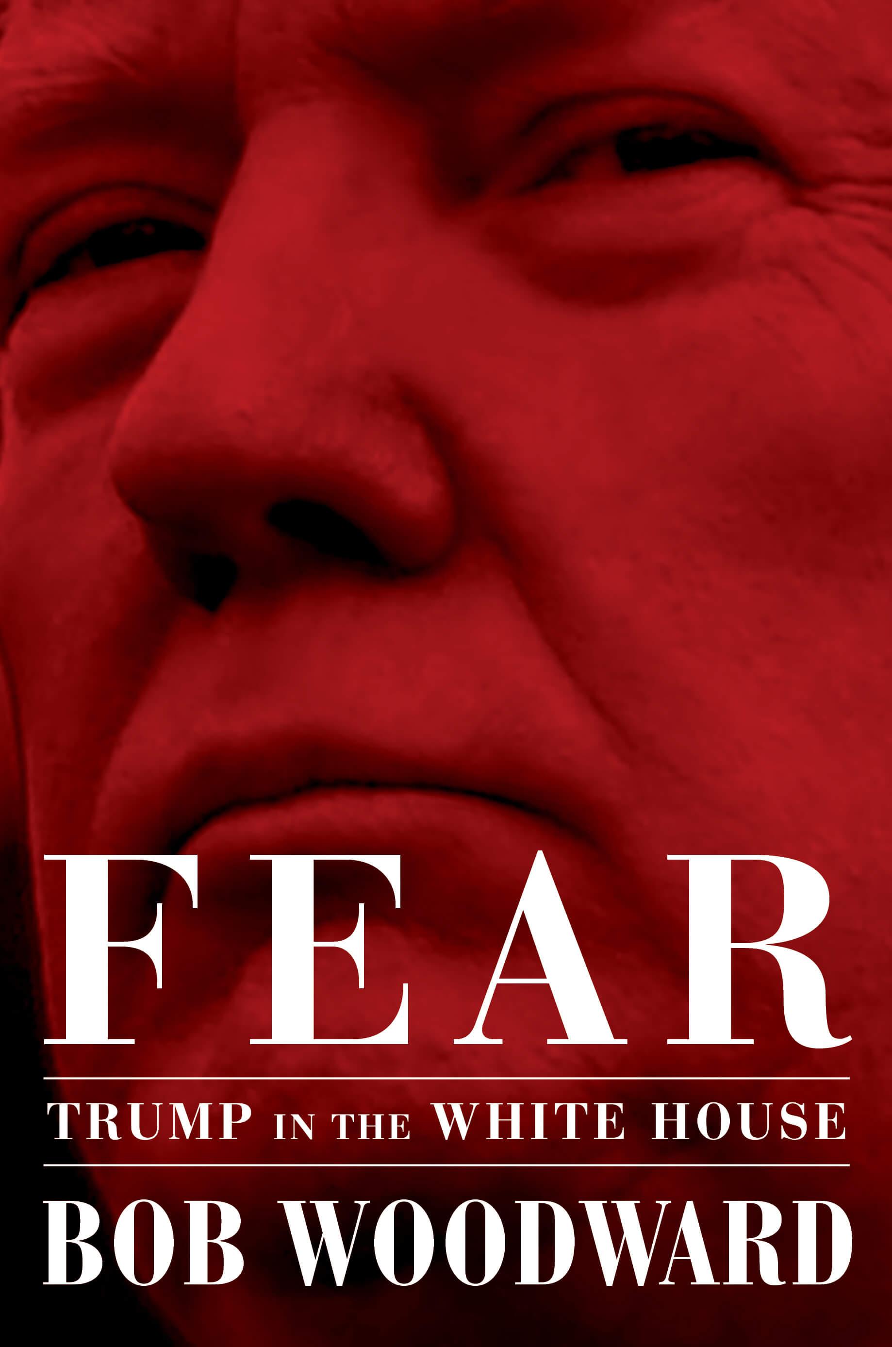 Страх. Трамп в Белом доме